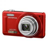 Цифровой фотоаппарат Olympus VR-320 Red