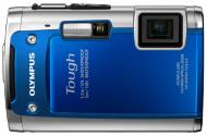 Цифровой фотоаппарат Olympus TG-610 Blue