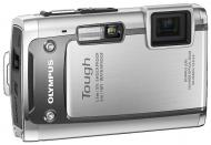Цифровой фотоаппарат Olympus TG-610 Silver (N4298092)