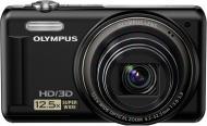 Цифровой фотоаппарат Olympus VR-320 Black (N4300092)