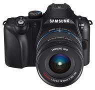 Цифровой фотоаппарат Samsung NX11 + объектив 18-55mm II Black (EV-NX11ZZBABUA)