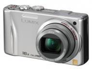 Цифровой фотоаппарат Panasonic LUMIX DMC-TZ20 Silver (DMC-TZ20EE-S)