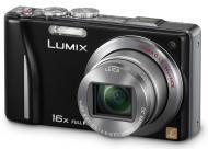 Цифровой фотоаппарат Panasonic LUMIX DMC-TZ20 Black (DMC-TZ20EE-K)
