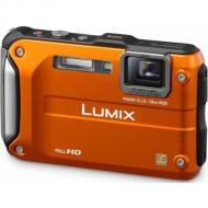 Цифровой фотоаппарат Panasonic LUMIX DMC-FT3 Orange (DMC-FT3EE-D)