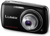 Цифровой фотоаппарат Panasonic LUMIX DMC-S1 Black (DMC-S1EE-K)