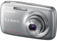 Цифровой фотоаппарат Panasonic LUMIX DMC-S1 Silver (DMC-S1EE-S)