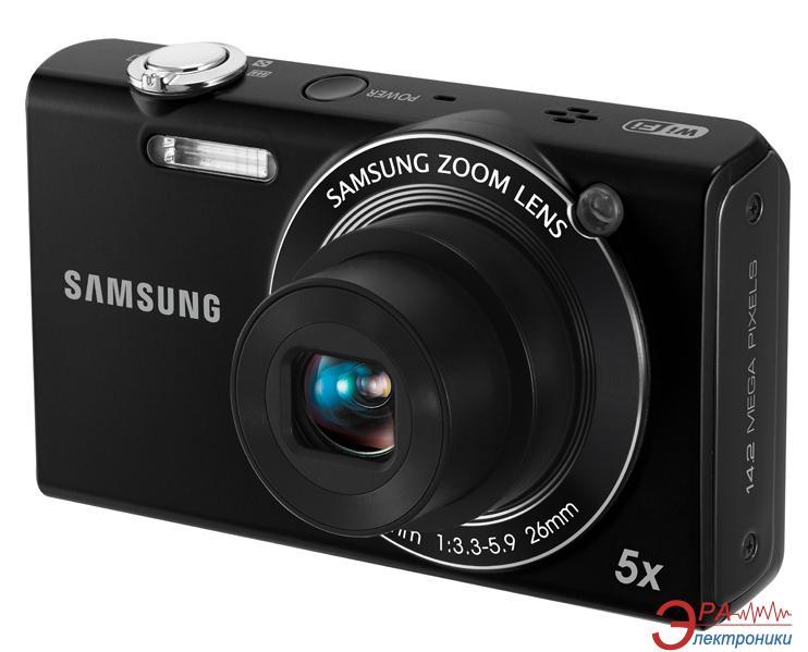 Цифровой фотоаппарат Samsung SH100 Black (EC-SH100ZBPBRU)