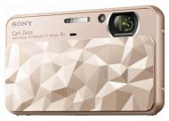 Цифровой фотоаппарат Sony Cyber-Shot DSC-T110 Gold (DSC-T110DN)