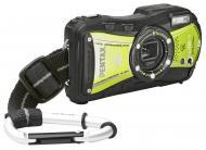 Цифровой фотоаппарат Pentax Optio WG-1 GPS Green