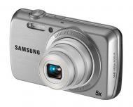 Цифровой фотоаппарат Samsung PL21 Silver (EC-PL21ZZBPSRU)