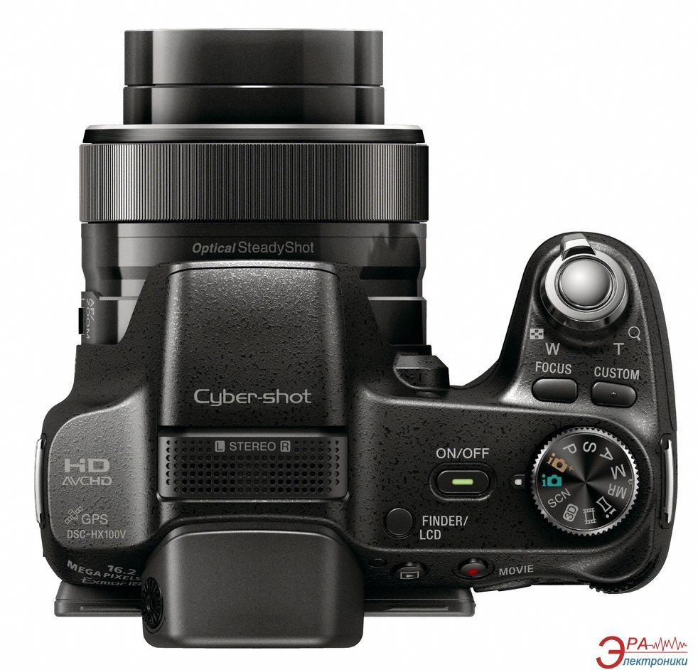 Цифровой фотоаппарат sony cyber shot dsc hx100v