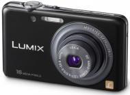 Цифровой фотоаппарат Panasonic LUMIX DMC-FS22 Black (DMC-FS22EE-K)