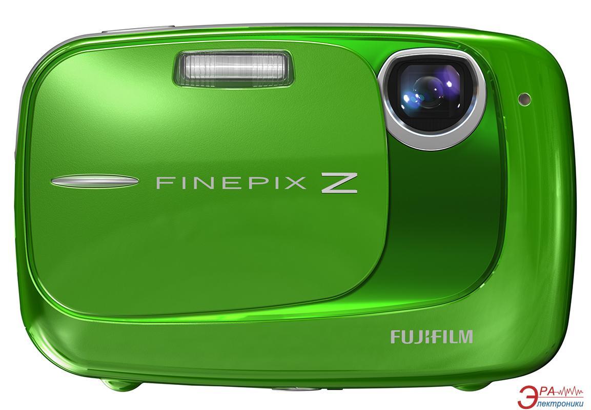 Цифровой фотоаппарат Fujifilm FinePix Z35 Green