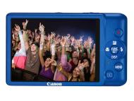 Цифровой фотоаппарат Canon IXUS 117 HS Blue