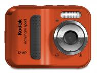 Цифровой фотоаппарат Kodak EasyShare C123 Red