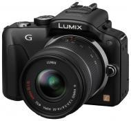 Цифровой фотоаппарат Panasonic LUMIX DMC-G3 Kit 14-42mm Black (DMC-G3KEE-K)