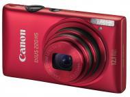 Цифровой фотоаппарат Canon IXUS 220 HS Red