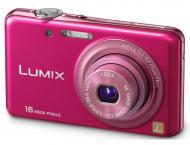 Цифровой фотоаппарат Panasonic LUMIX DMC-FS22 Pink (DMC-FS22EE-P)