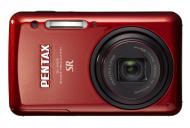 Цифровой фотоаппарат Pentax Optio S1 Red (15975)