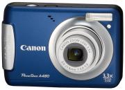 Цифровой фотоаппарат Canon PowerShot A480 Blue (3474B001)