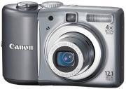 Цифровой фотоаппарат Canon PowerShot A1100 IS Silver (3444B001)