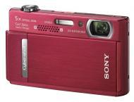 �������� ����������� Sony Cyber-shot DSC-T500 Red