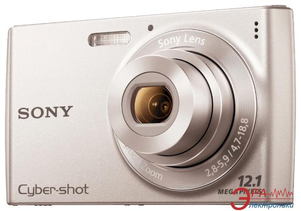 Цифровой фотоаппарат Sony Cyber-shot DSC-W515PS Silver (DSC-W515PS)