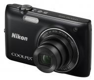 Цифровой фотоаппарат Nikon COOLPIX S4150 Black