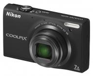 Цифровой фотоаппарат Nikon COOLPIX S6150 Black