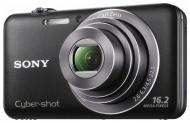 Цифровой фотоаппарат Sony Cyber-Shot DSC-WX30 Black (DSCWX30B.CEE2)