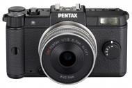 Цифровой фотоаппарат Pentax Q + объектив 8.5mm kit Black