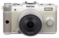 Цифровой фотоаппарат Pentax Q + объектив 8.5mm kit White