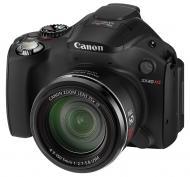 Цифровой фотоаппарат Canon PowerShot SX40 HS Black