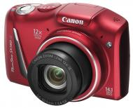 �������� ����������� Canon PowerShot SX150 IS Red