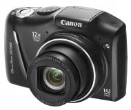 Цифровой фотоаппарат Canon PowerShot SX150 IS Black (5664B018)