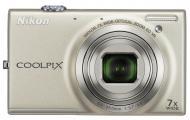 Цифровой фотоаппарат Nikon COOLPIX S6150 Silver