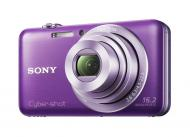 Цифровой фотоаппарат Sony Cyber-Shot DSC-WX30 Violet (DSCWX30V.CEE2)