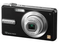 Цифровой фотоаппарат Panasonic LUMIX DMC-F3 Black (DMC-F3EE-K)