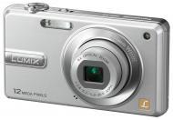 Цифровой фотоаппарат Panasonic LUMIX DMC-F3 Silver (DMC-F3EE-S)