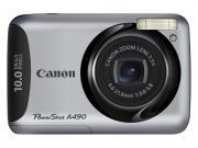 �������� ����������� Canon PowerShot A490 Silver (4258B002)