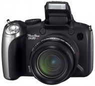 Цифровой фотоаппарат Canon PowerShot SX20 IS Black