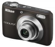 Цифровой фотоаппарат Nikon COOLPIX L21 Brown (VMA581E6)