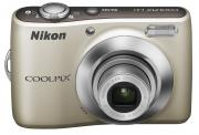 Цифровой фотоаппарат Nikon COOLPIX L21 Silver (VMA580E6)