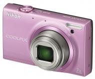 Цифровой фотоаппарат Nikon COOLPIX S6150 Pink