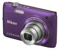 Цифровой фотоаппарат Nikon COOLPIX S4150 Purple