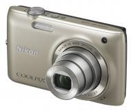 Цифровой фотоаппарат Nikon COOLPIX S4150 Silver