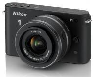 Цифровой фотоаппарат Nikon 1 J1 Kit + 10-30mm VR Black (VVA151K001)