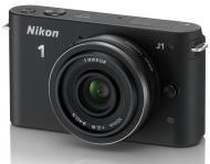 �������� ����������� Nikon 1 J1 Kit + �������� 10mm f/ 2.8 Black (VVA151K002)