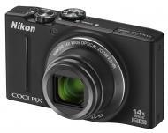Цифровой фотоаппарат Nikon COOLPIX S8200 Black