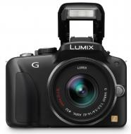 Цифровой фотоаппарат Panasonic Lumix DMC-GF3 Kit 14-42mm Black